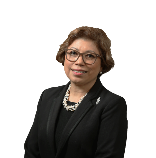 Tan Sri Datuk Dr Rebecca Fatima Sta. Maria
