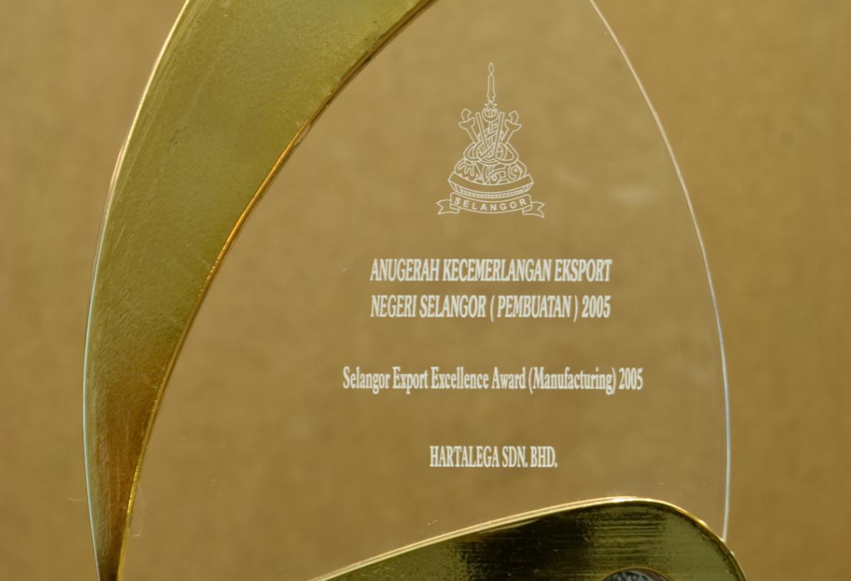 Selangor Export Excellence Award