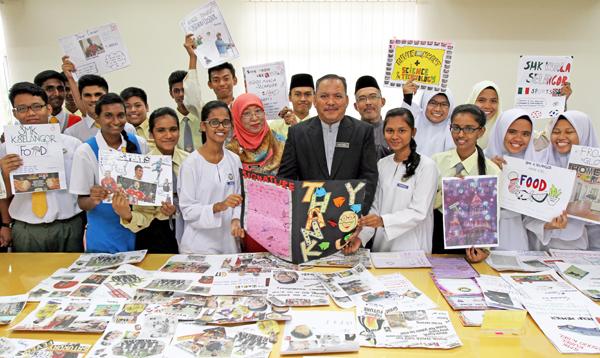 NiE Sponsorship from Hartalega Help Boost Language for Teens